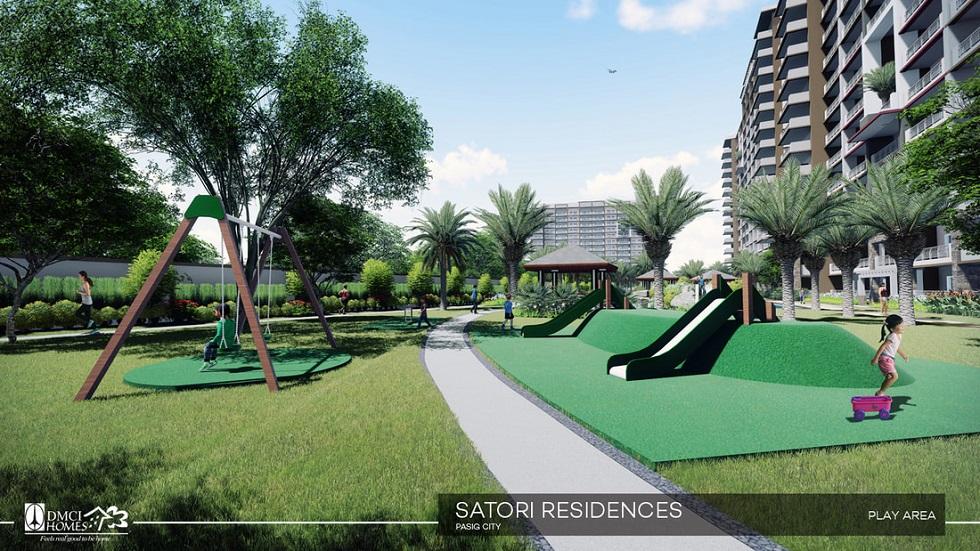 Satori Residences - Play Area