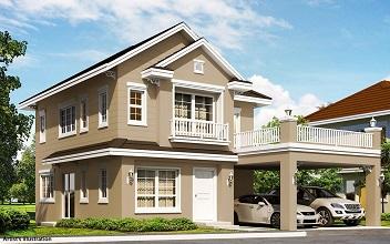 Princeton Heights - Vivaldi House Model