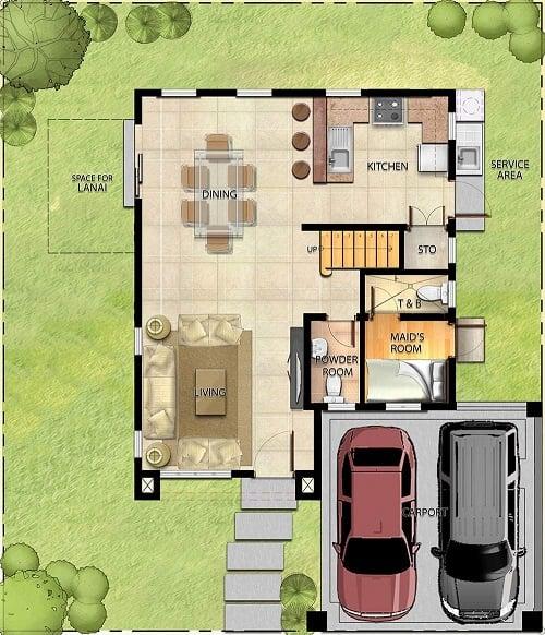 Princeton Heights - Ground Floor