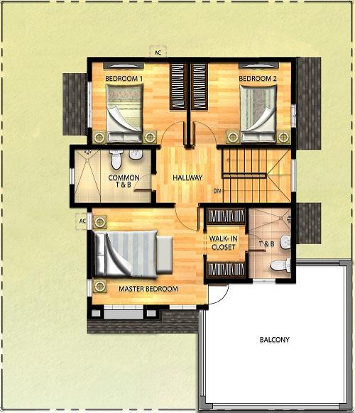 Princeton Heights - Second Floor