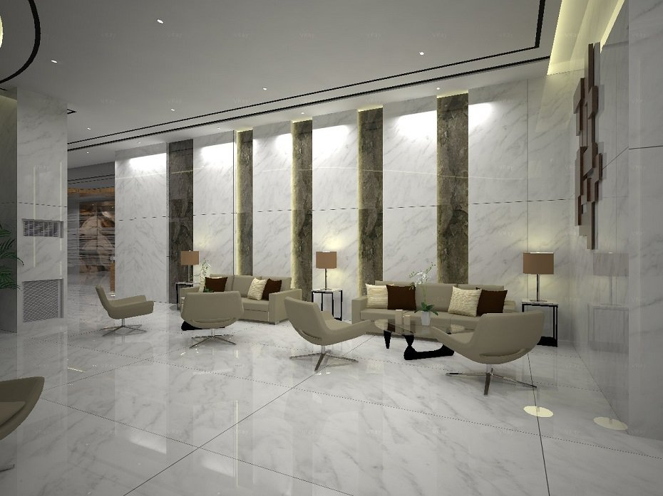 Grand View Tower - Main Lobby