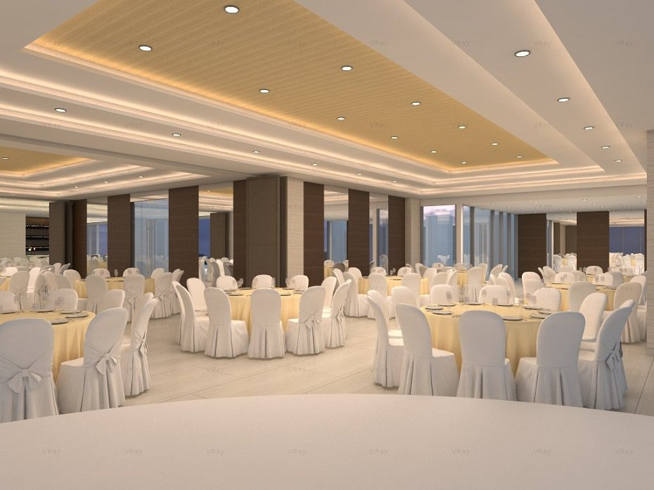 Grand View Tower - Function Room