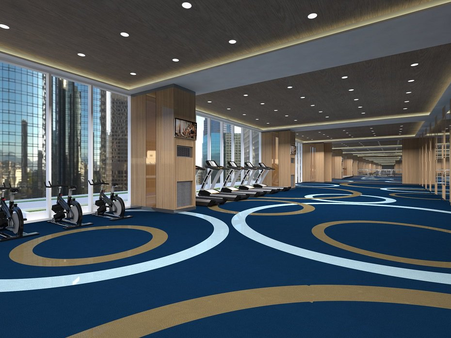Grand View Towers - Fitness Studio