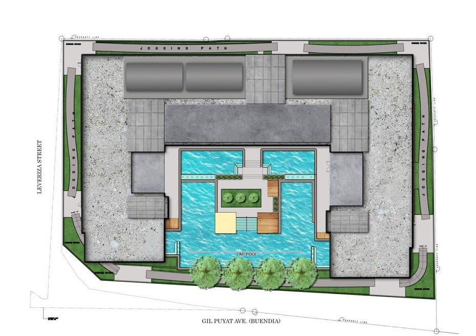 Grand View Towers - Site Development Plan