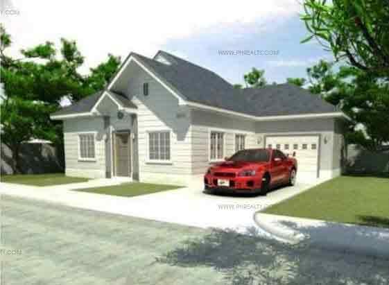 Metrogate Tagaytay Manors - Pelham Premium House Model