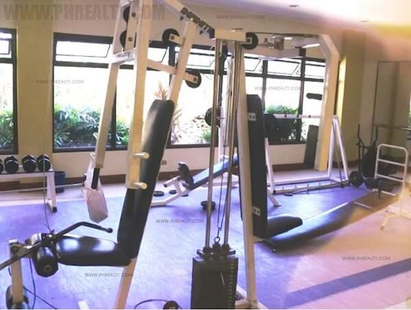 Metrogate Silang Estates - Fitness Gym