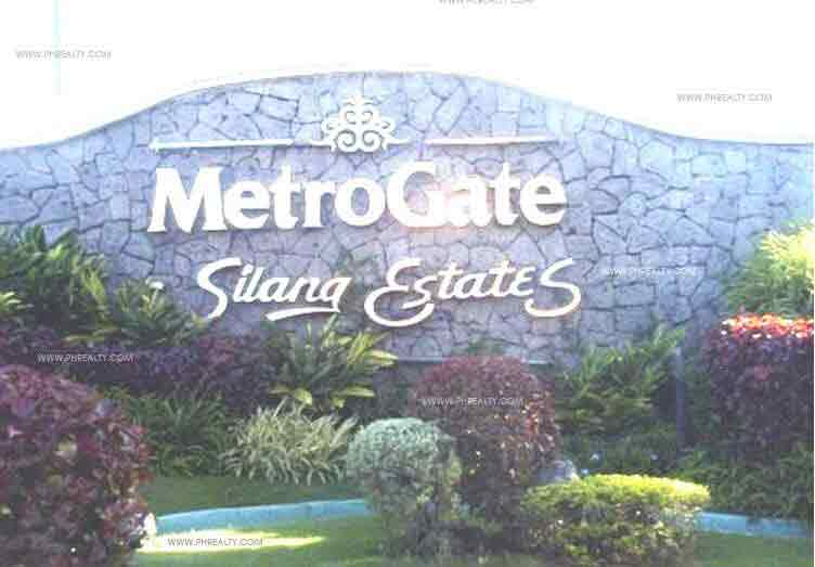 Metrogate Silang Estates - Front View