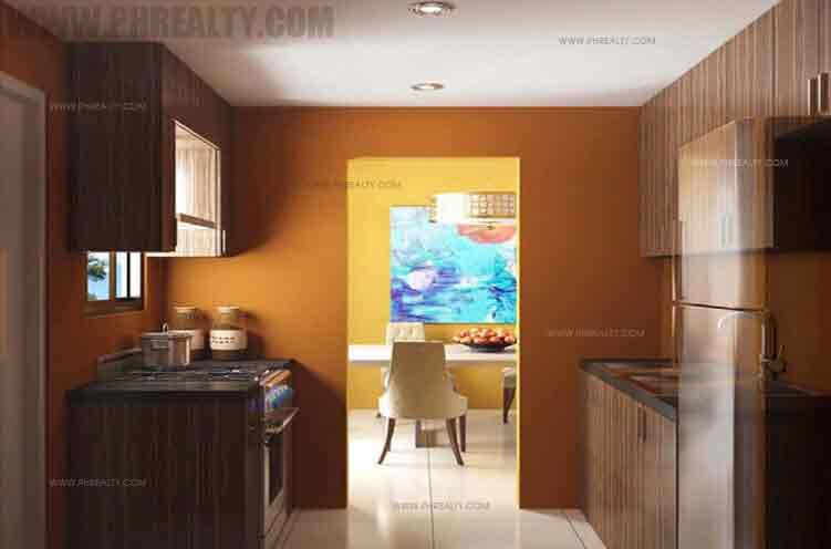 Metrogate Silang Estates - Blanche Kitchen