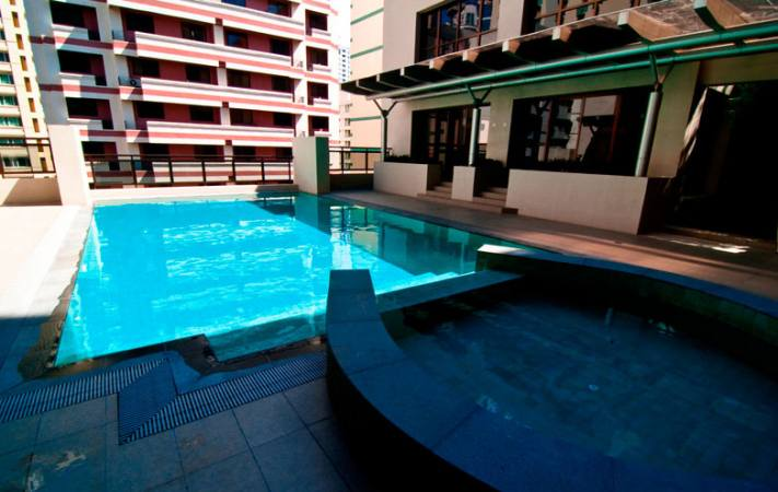 The Salcedo Park Twin Towers Ready For Occupancy Condominium For Sale In Makati Metro Manila