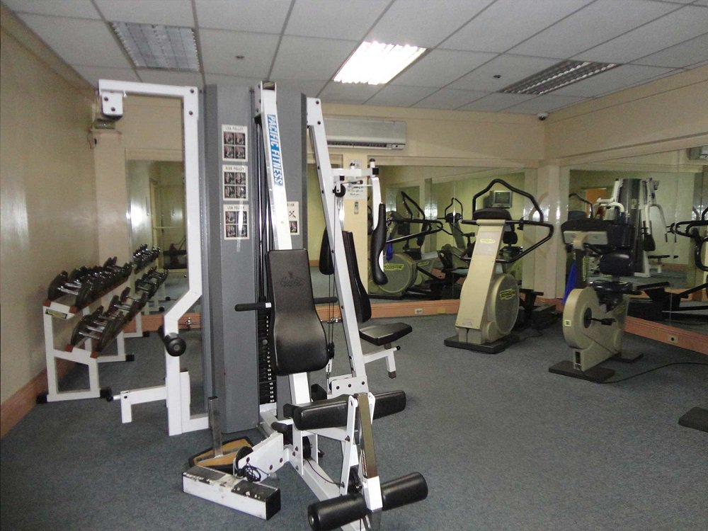 The Asia Tower - Fitness Gym