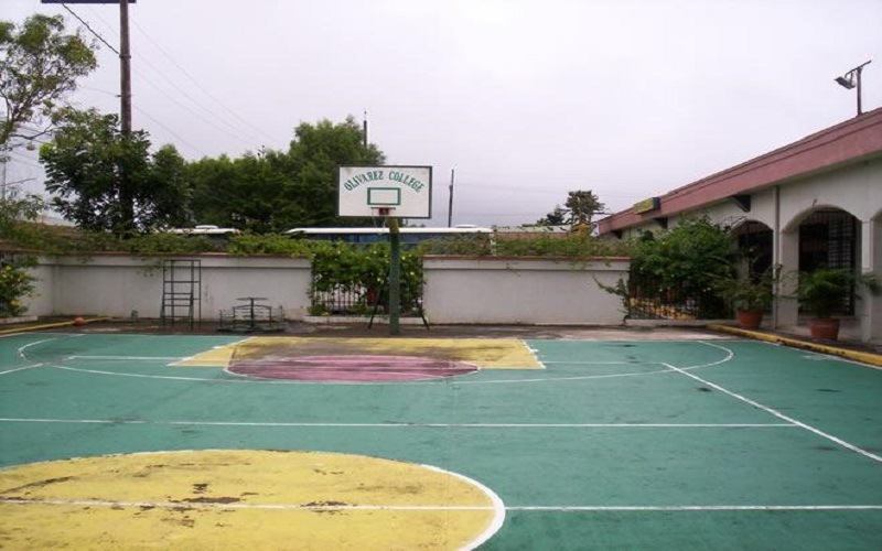 Palm Grove - Basketball Court