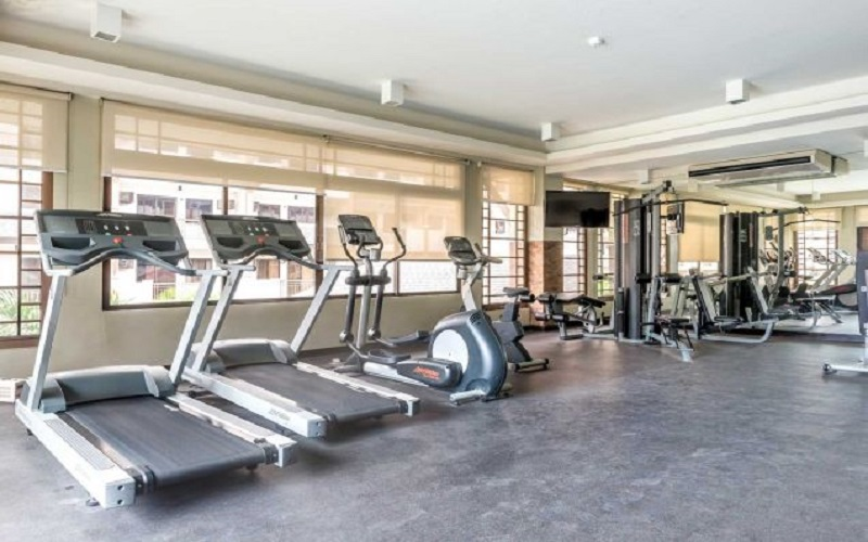 Palm Grove - Fitness Gym