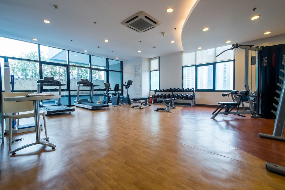 Icon Plaza - Fitness Gym
