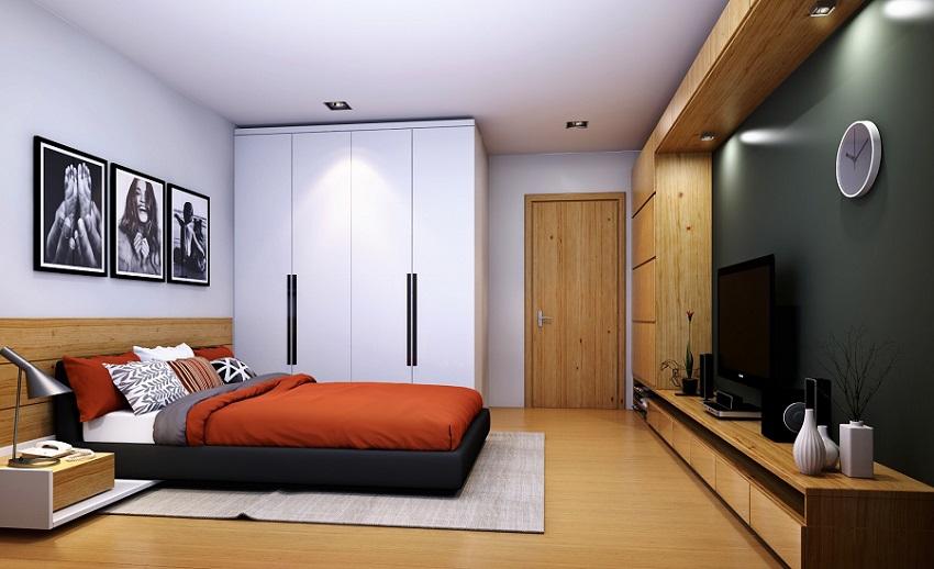 Antel Seaview Towers - Bedroom