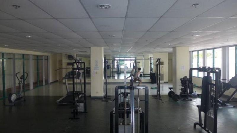 Antel Seaview Towers - Fitness Gym