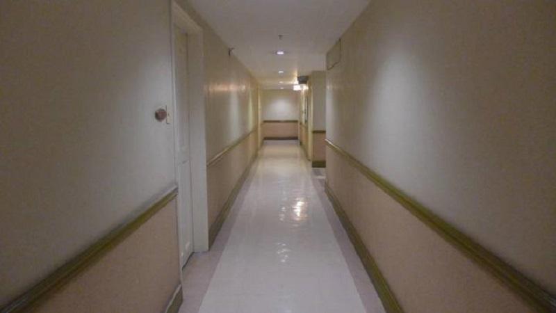 Antel Seaview Towers - Floor Area