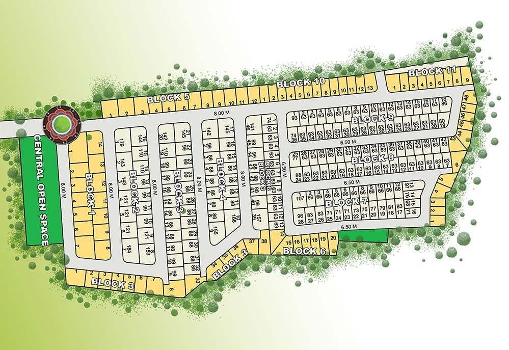 Camella Subic - Site Development Plan