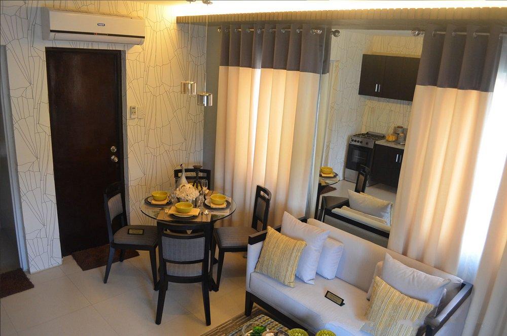 Camella Subic - Living Area