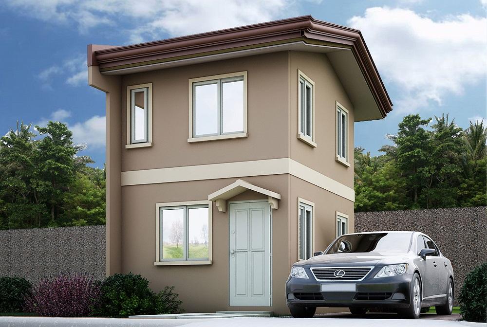 Camella Subic - Reva Model House