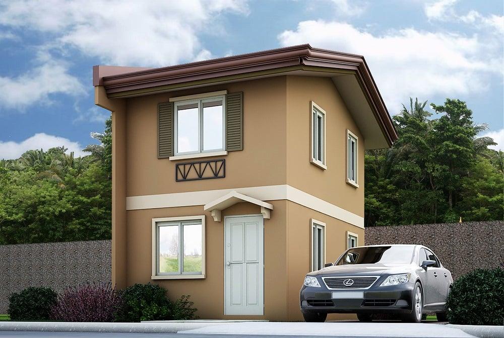Camella Subic - Mika Model House