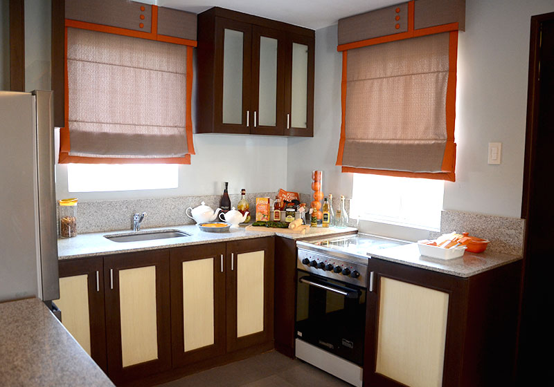 Camella Subic - Kitchen Area