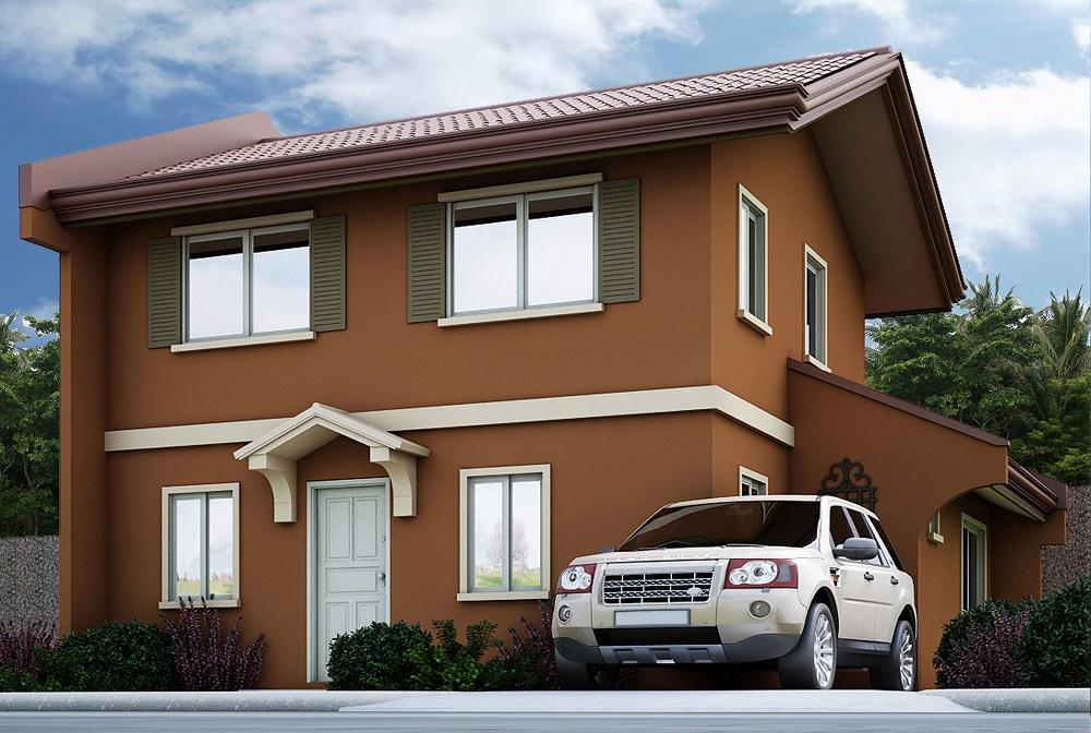 Camella Subic - Ella Model House