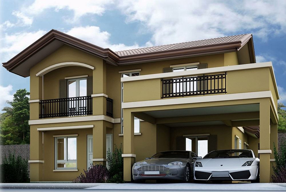 Camella Subic - Greta Model House