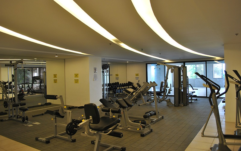 Skyway Twin Towers - Fitness Gym