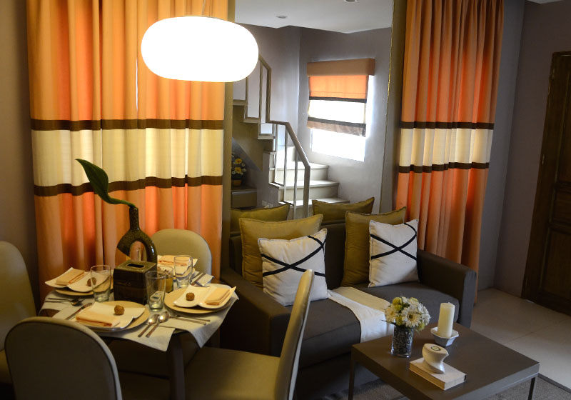 Camella Camnorte - Living Room