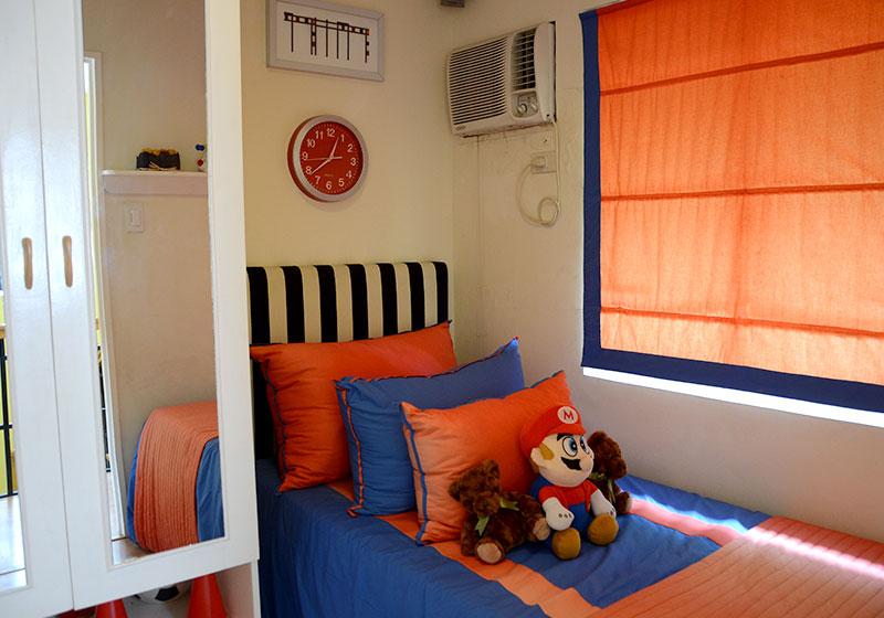 Camella Bacolod South - Kids Bedroom