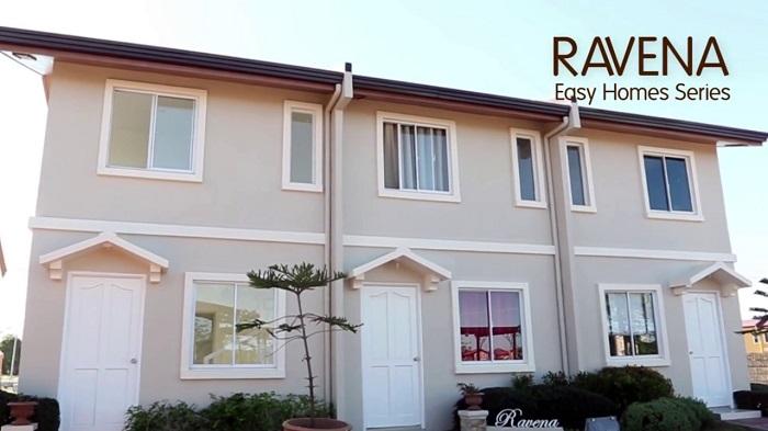 Camella Bacolod South - Ravena Model House
