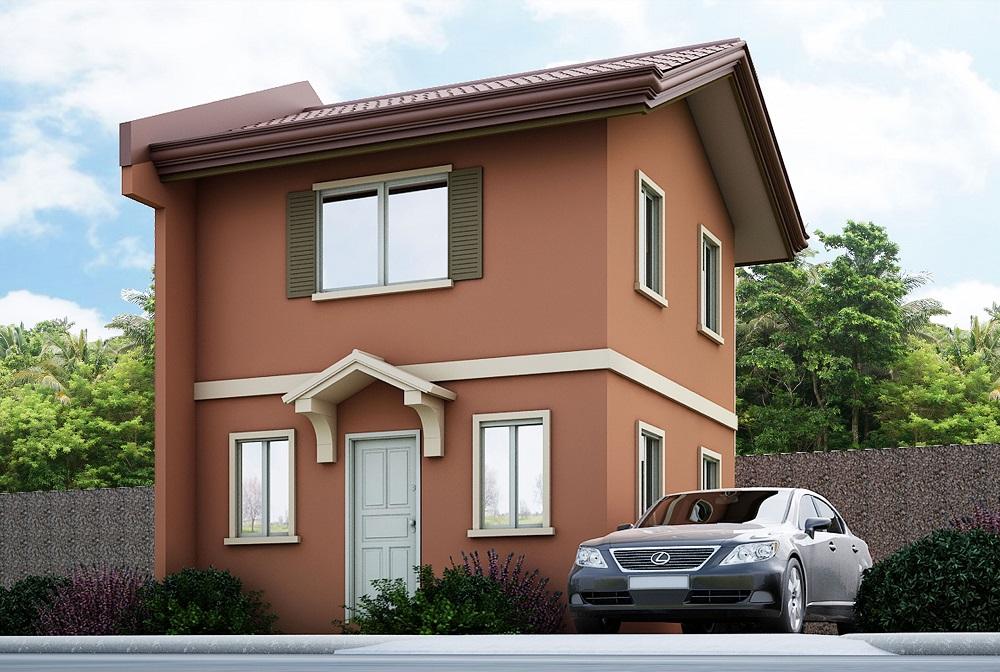 Camella North Hill - Bella House Model