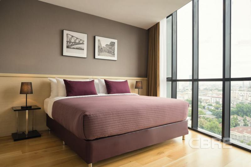 Movenpick Residences - Bedroom
