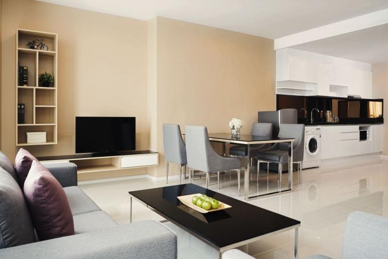 Movenpick Residences - Dining Area