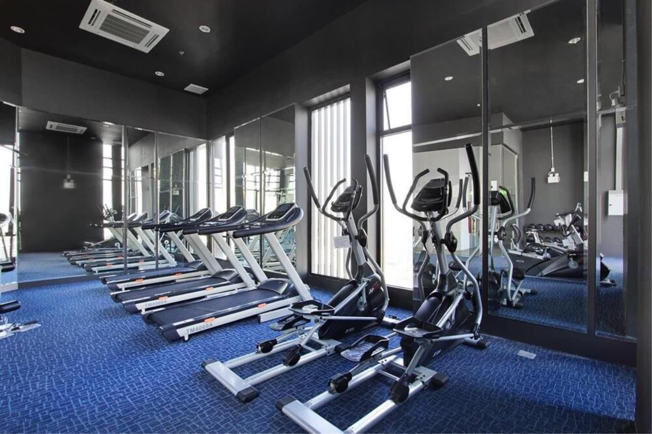 Movenpick Residences - Fitness Gym