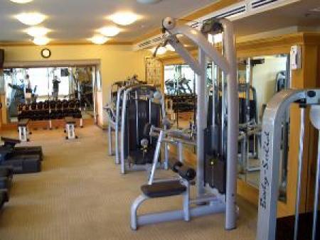 One Roxas Triangle - Fitness Gym