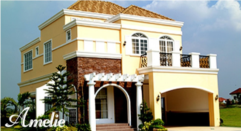 Versailles Village Alabang - Amelie House Model