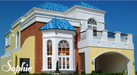 Versailles Village Alabang - Sophie House Model
