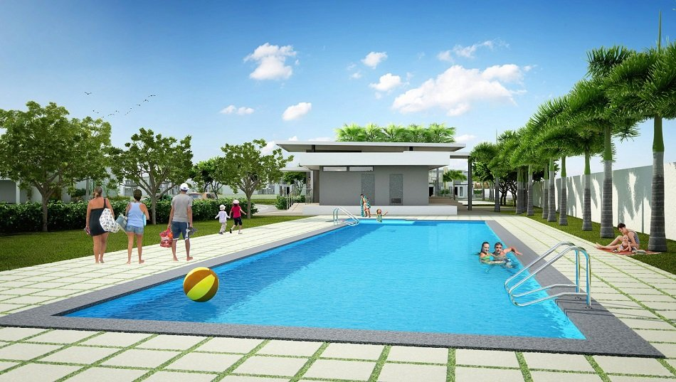 Amaia Scapes Iloilo - Swimming Pool