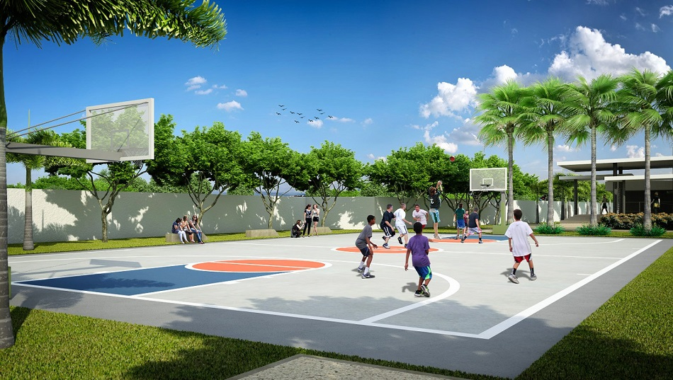 Amaia Scapes Iloilo - Basketball Court