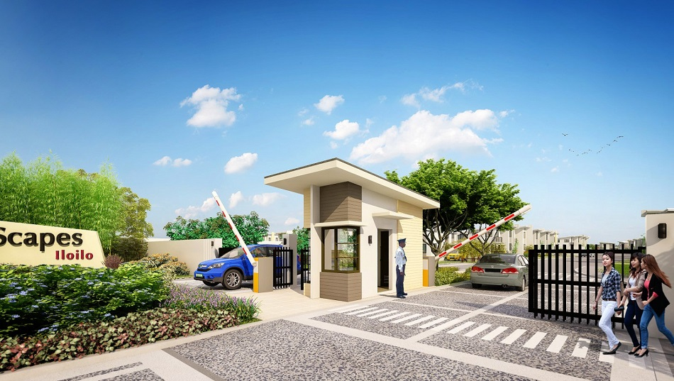 Amaia Scapes Iloilo - Guardhouse