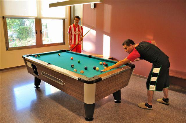 Hernan Cortes - Game Room
