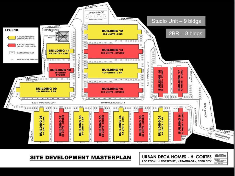 Hernan Cortes - Site Development Plan