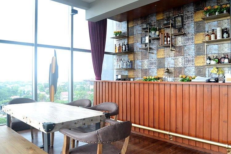 Azon Residences - Sky Deck