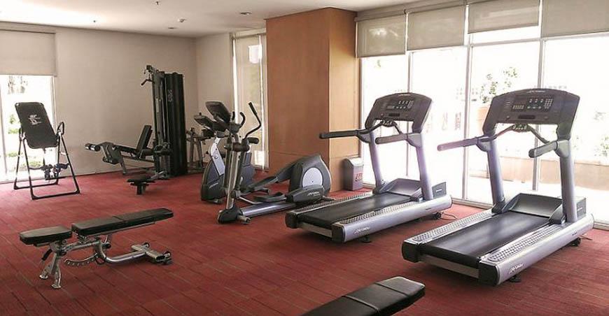 Vivant Flats - Fitness Gym