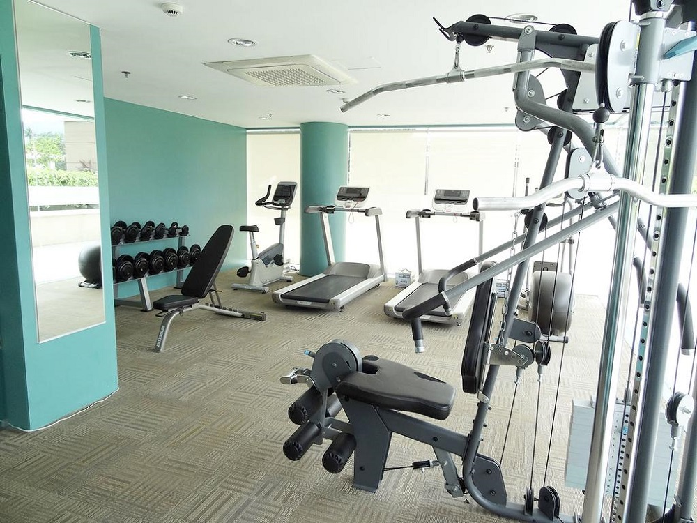 Padgett Place - Fitness Gym