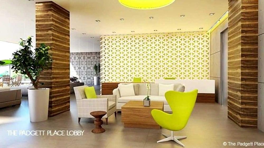 Padgett Place - Lobby