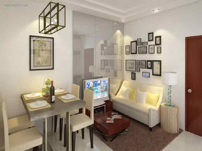 BLOQ Residences - Living & Dining Area