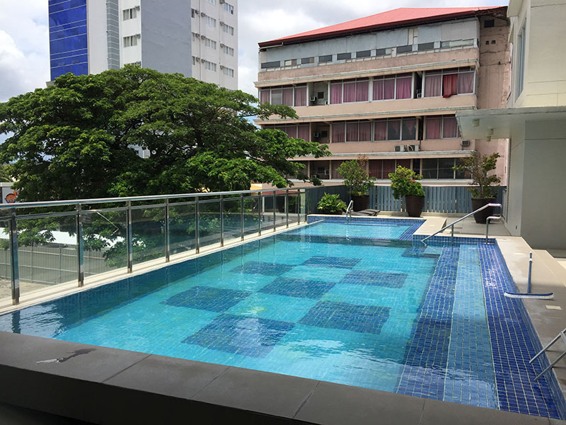 Base Line Residences - Swimming Pool