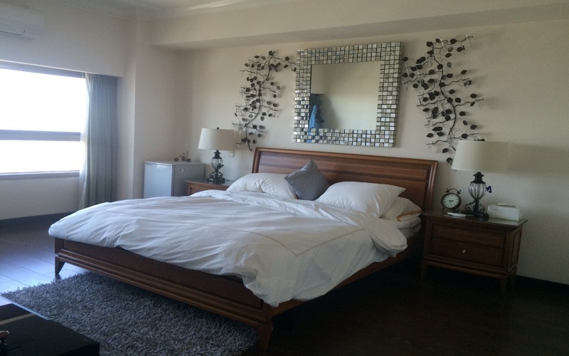 The Residences At Greenbelt - Bedroom